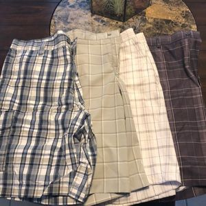 Other - 4 pairs of shorts size 36
